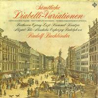 Rudolf Buchbinder - Complete Diabelli Variations