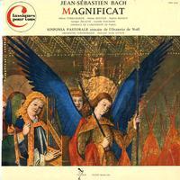 Gitton,  Orchestre Symphonique - Bach: Magnificat etc.