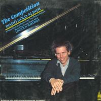 Lincoln Mayorga-The Competition - Piano Solo Album