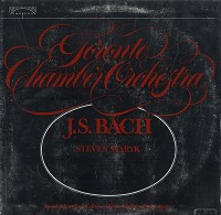 Toronto Chamber Orchestra - Vol. 2 Bach