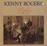 Kenny Rogers - Love Lifted Me /promo hole