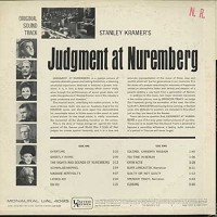 Original Soundtrack - Judgement At Nuremberg/m - -