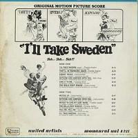 Original Soundtrack - I'll Take Sweden/m - -