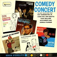 Various Artists - Comedy Concert