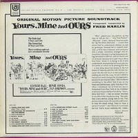 Original Soundtrack - Yours, Mine and Ours/stereo/m - -