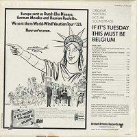 Original Soundtrack - If It's Tuesday This Must Be Belgium/m -