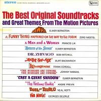Various Artists - The Best Original Soundtracks/m -