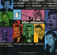 Original Cast Album - Three Billion Millionaires