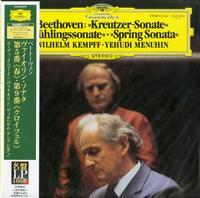 Yehudi Menuhin, violin & Wilhelm Kempff, piano - Beethoven: Violin Sonatas