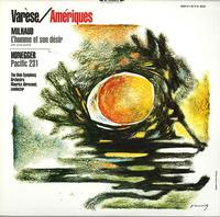 Abravanel and The Utah Symphony Orchestra - Varese/Ameriques