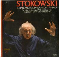 Leopold Stokowski - Tchaikovsky, Symphony No. 4