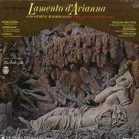 The Deller Consort - Monteverdi: Lamento d'Arianna etc.