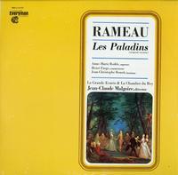 Malgoire, La Grande Ecurie & La Chambe du Roy - Rameau: Les Paladins