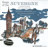 Netania Davrath, Pierre de la Roche - Songs Of The Auvergne