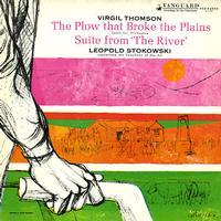 Stokowski, Symphony of The Air - Thomson: The Plough That Broke the Plains etc.
