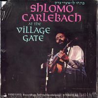Shlomo Carlebach - At The Village Vanguard
