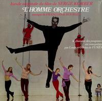 Francois de Roubaix, L'Homme Orchestra-Serge Korber [OST]