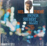 Mel Torme - Mel Torme Swings Shubert Alley