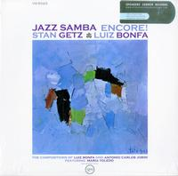 Stan Getz & Luiz Bonfa - Jazz Samba Encore!