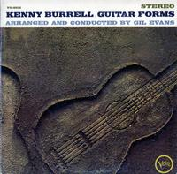 Kenny Burrell-Guitar Forms
