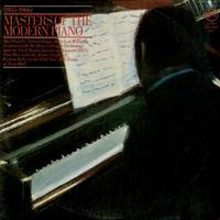 Various Artists - Masters Of The Modern Piano (1955-1966)