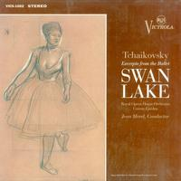 Morel, Royal Opera House Orchestra, Covent Garden - Tchaikovsky: Swan Lake - Highlights