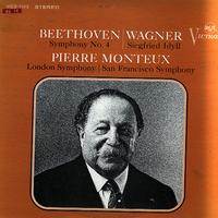 Monteux, London Symphony Orchestra - Beethoven: Symphony No. 4 etc.
