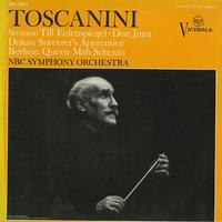 Toscanini, NBC Sym. Orch. - Strauss: Till Eulenspiegel etc.