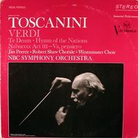 Toscanini, NBC Sym. Orch. - Verdi: Te Deum