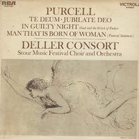 The Deller Consort - Purcell: Te Deum etc.