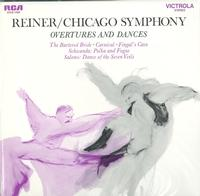 Reiner, Chicago Symphony Orchestra - Overtures and Dances