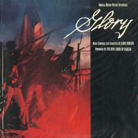 James Horner - Glory -  Preowned Vinyl Record