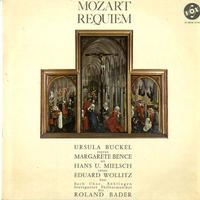 Buckel, Bader, Stuttgart Philharmonic Orchestra - Mozart: Requiem