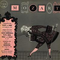 Pro Musica Chamber Orchestra, Vienna - Mozart: Concerto for Flute and Harp etc.