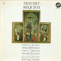 Buckel, Bader, Stuttgart Philharmonic Orchestra - Mozart: Requem