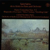 Tacchino, de Froment, Orchestra of Radio Luxembourg - Saint-Saens: All the Works for Piano and Orchestra