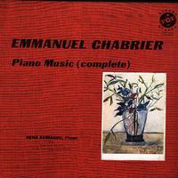 Rena Kyriakou - Chabrier: Piano Music (complete)