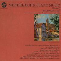 Rena Kyriakou - Mendelssohn: Piano Music Vol. II