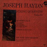 The Fine Arts Quartet - Haydn: String Quartets Vol. VII