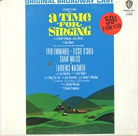 Original Cast Album - A Time For Singing