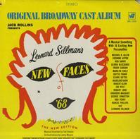 The Original Cast Recording - New Faces Of 1968
