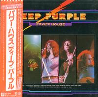 Deep Purple-Power House *Topper Collection