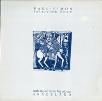 Paul Simon - Interview Show with music from his album Graceland