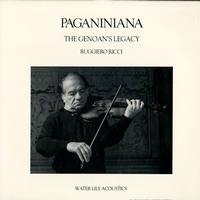 Ruggiero Ricci-Paganiniana