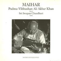 Padma-Vibhushan Ali Akbar Khan - Maihar