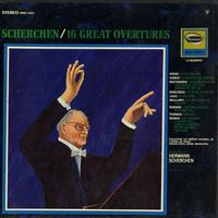 Hermann Scherchen - 16 Great Overtures
