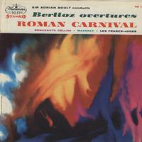 Boult, The Philharmonic Promenade Orchestra - Berlioz Overtures
