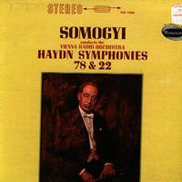Somogyi, Vienna Radio Orchestra - Haydn: Symphony Nos. 78 & 22