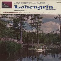 Rodzinski, Philharmonic Symphony Orchestra of London - Wagner: Lohengrin etc.