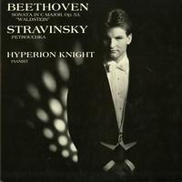 Hyperion Knight - Beethoven: Sonata in C Major etc. -  Preowned Vinyl Record